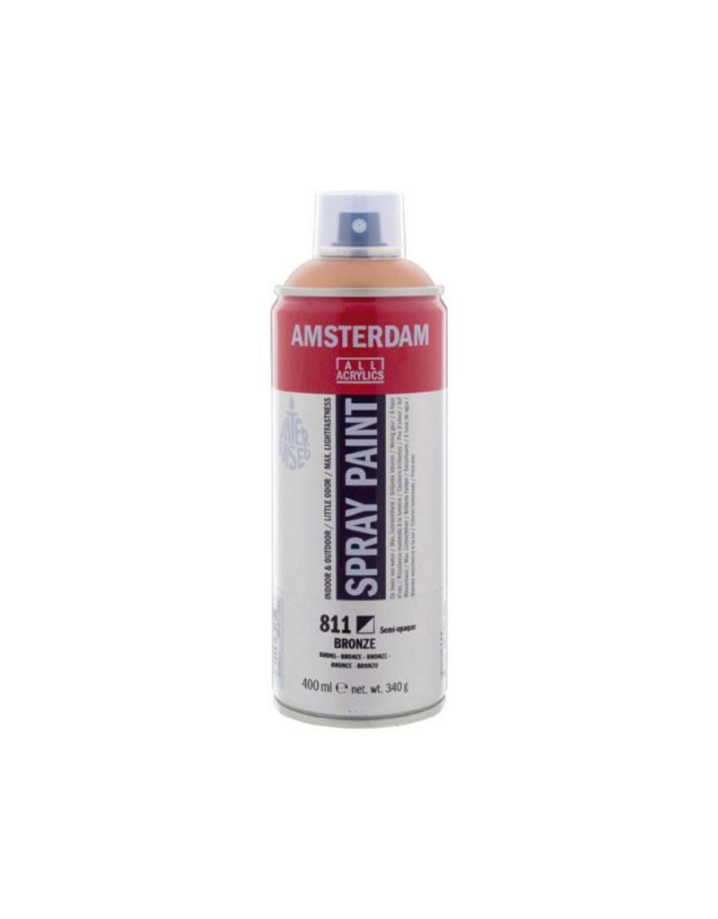 Talens Amsterdam acrylverf spray 400ML  Brons