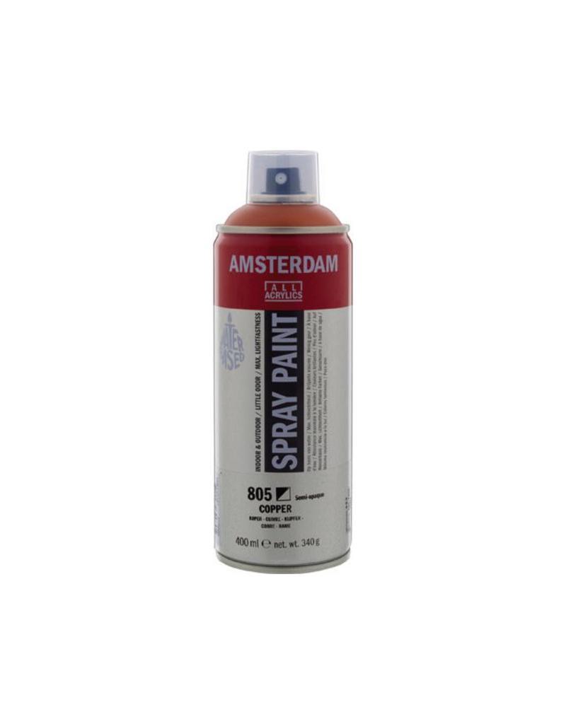 Talens Amsterdam acrylverf spray 400ML  Koper