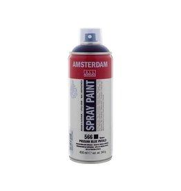 Talens Amsterdam acrylverf spray 400ML  Pruisischblauw (phtalo)