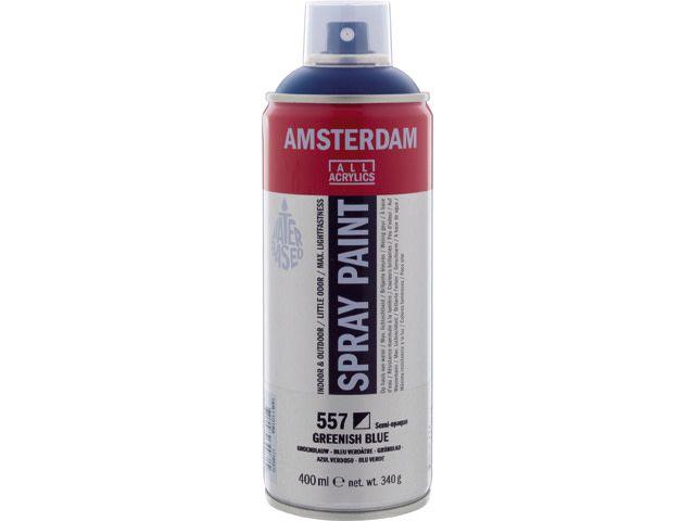 Talens spray 400ML  Groenblauw