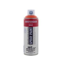 Talens Amsterdam acrylverf spray 400ML  Naftolrood licht