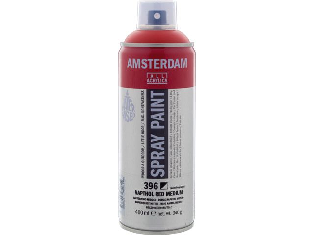 Talens spray 400ML  Naftolrood middel