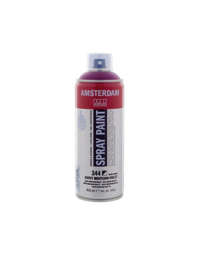 Talens Amsterdam acrylverf spray 400ML  Caput mort. violet