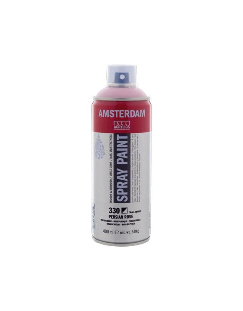 Talens spray 400ML  Perzischrose