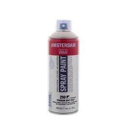 Talens Amsterdam acrylverf spray 400ML  Titaanbuff donker