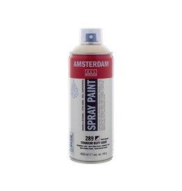 Talens Amsterdam acrylverf spray 400ML  Titaanbuff licht