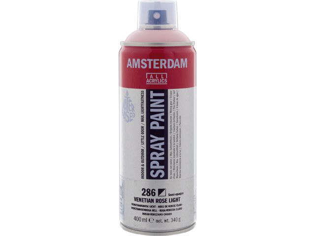 Talens spray 400ML  Venetiaansrose licht