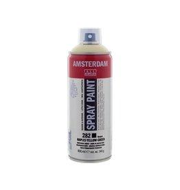 Talens Amsterdam acrylverf spray 400ML  Napelsgeel groen