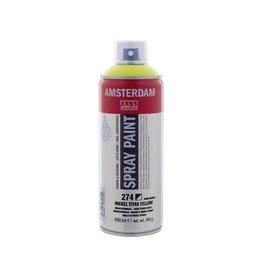 Talens Amsterdam acrylverf spray 400ML  Nikkeltitaangeel
