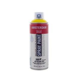 Talens Amsterdam acrylverf spray 400ML  Azogeel licht
