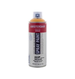 Talens spray 400ML  Goudgeel
