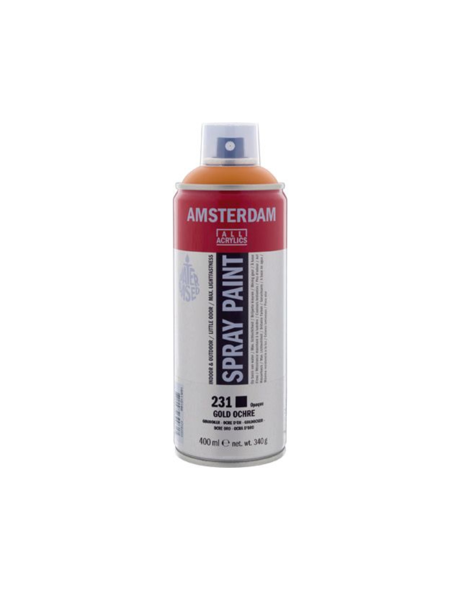 Talens spray 400ML  Goudoker
