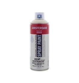 Talens Amsterdam acrylverf spray 400ML  Napelsgeel licht
