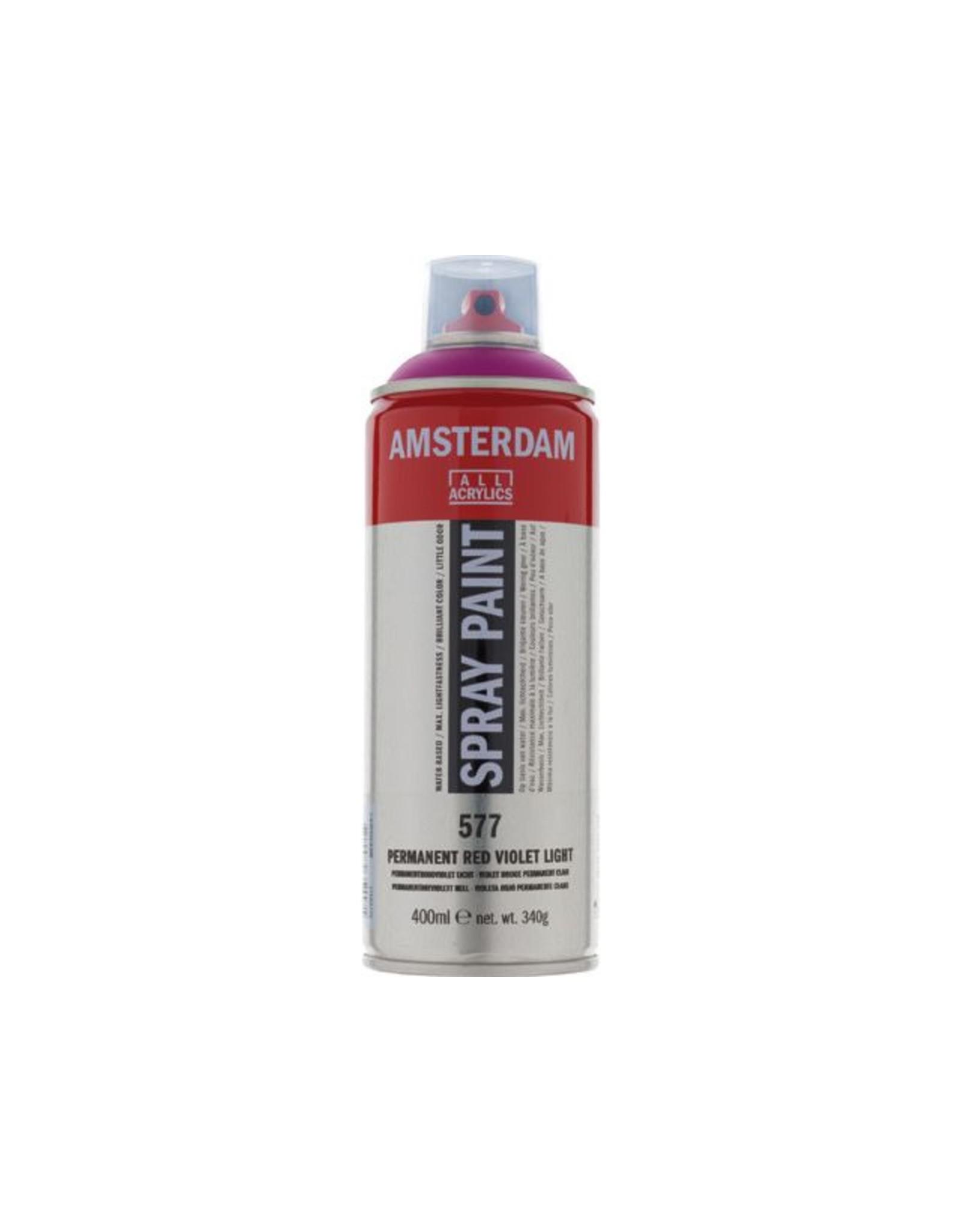 Talens spray 400ML  Perm. roodviolet licht