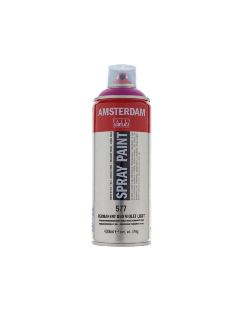Talens spray 400ML  Perm. roodviolet licht
