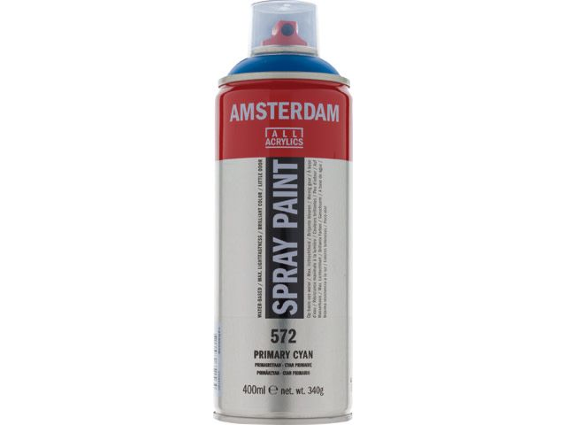 Talens spray 400ML  Primaircyaan