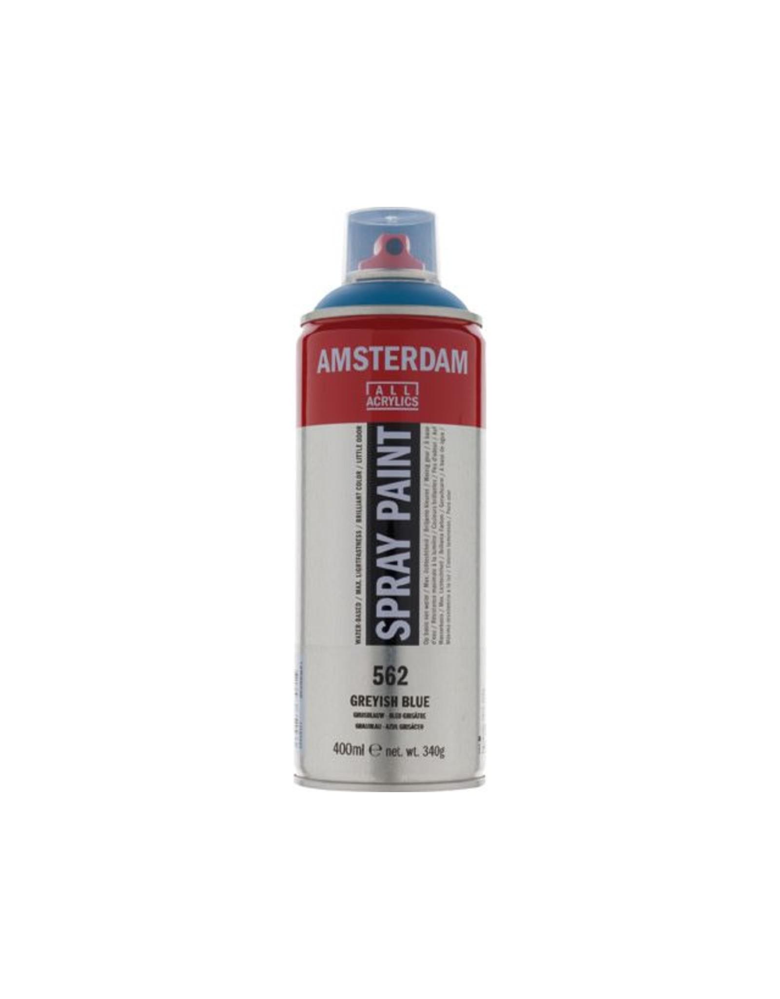 Talens spray 400ML  Grijsblauw