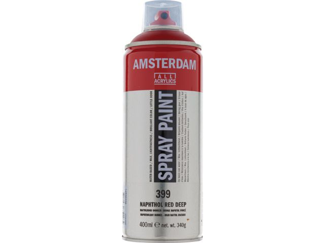 Talens spray 400ML  Naftolrood donker