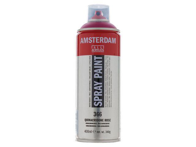 Talens spray 400ML  Quinacridonerose