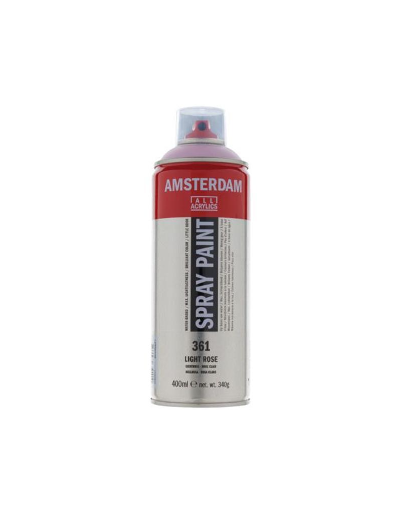Talens spray 400ML  Lichtrose