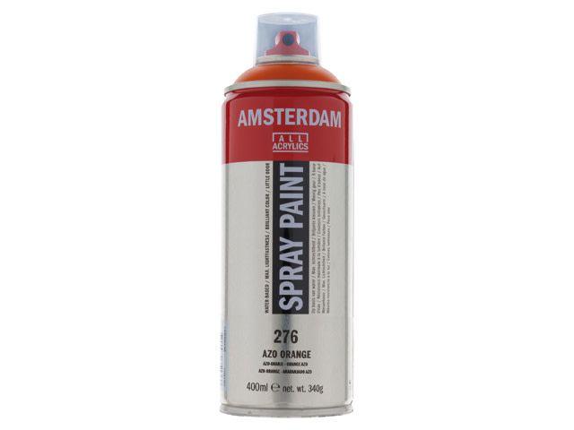 Talens spray 400ML  Azo-oranje