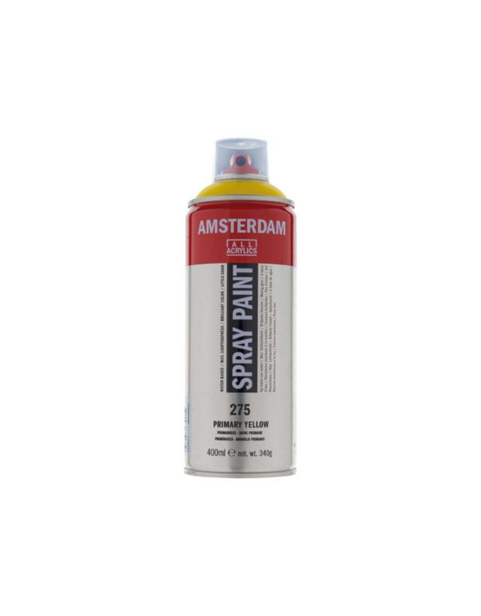 Talens spray 400ML  Primair geel