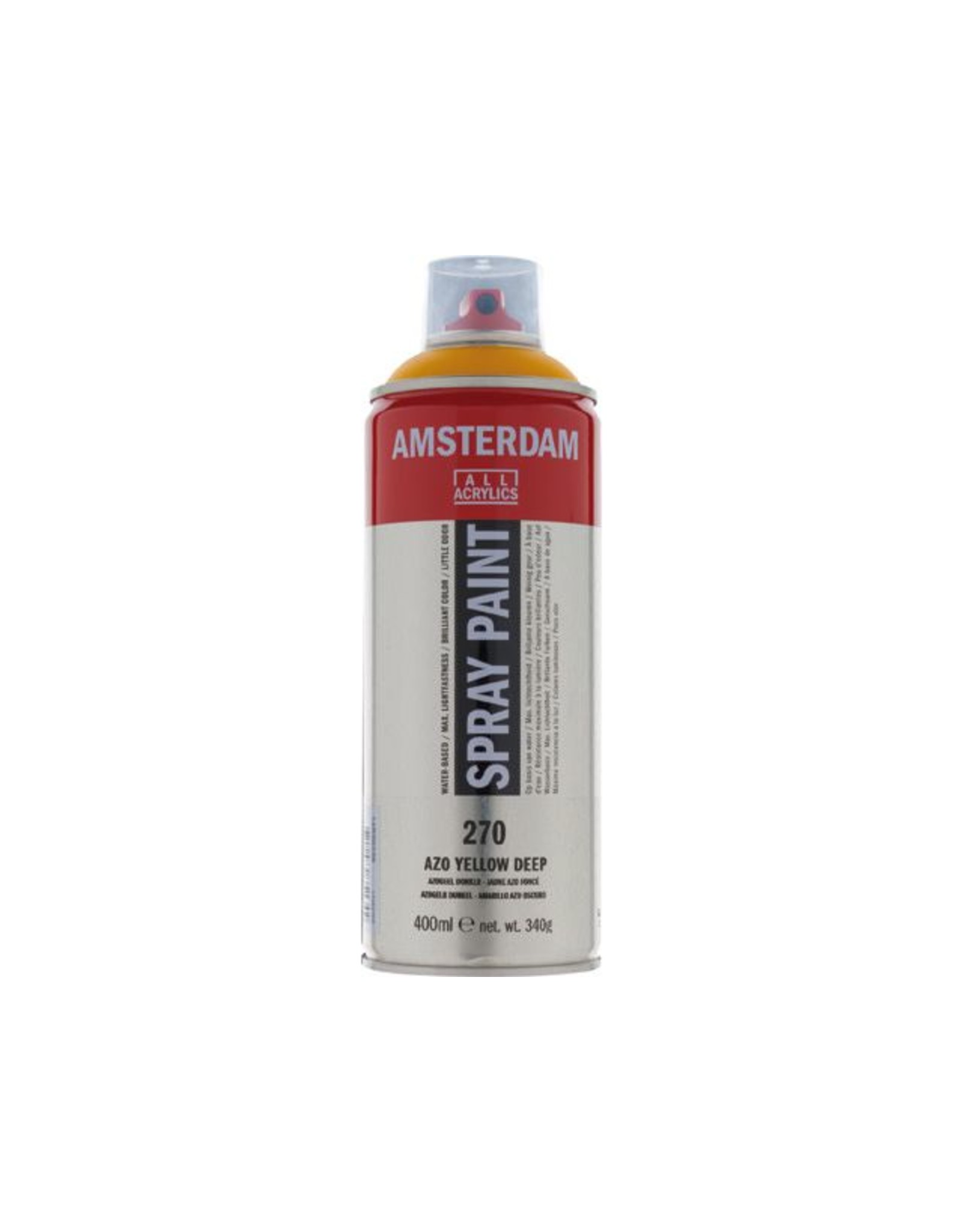 Talens spray 400ML  Azogeel donker