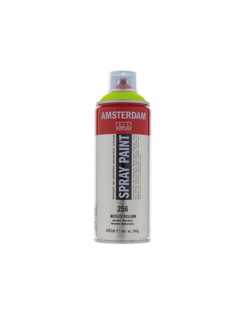 Talens Amsterdam acrylverf spray 400ML Reflexgeel