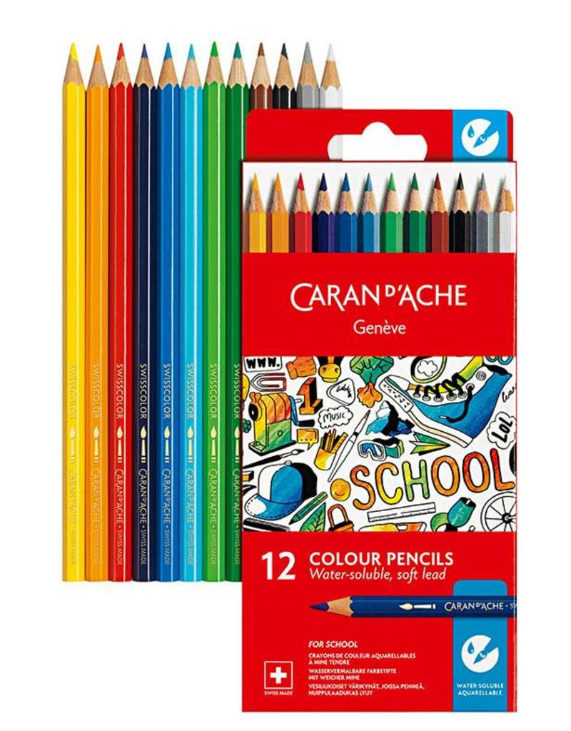 School line potloden 10st.