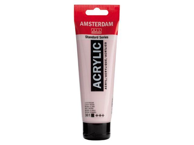 Talens Amsterdam acrylverf Lichtrose 120ML