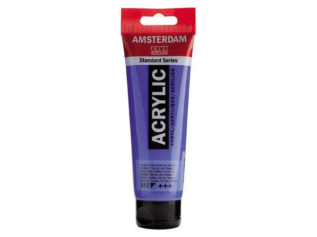 Talens Amsterdam acrylverf Kobaltblauw (ultramarijn) 120ML