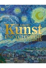 De grote kunstencyclopedie voor kinderen
