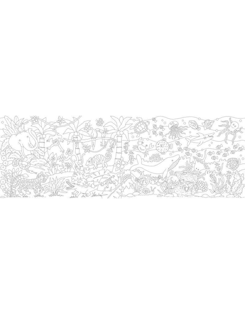 Faber Castell Zelfklevende tekenrol 30cmx3,2M