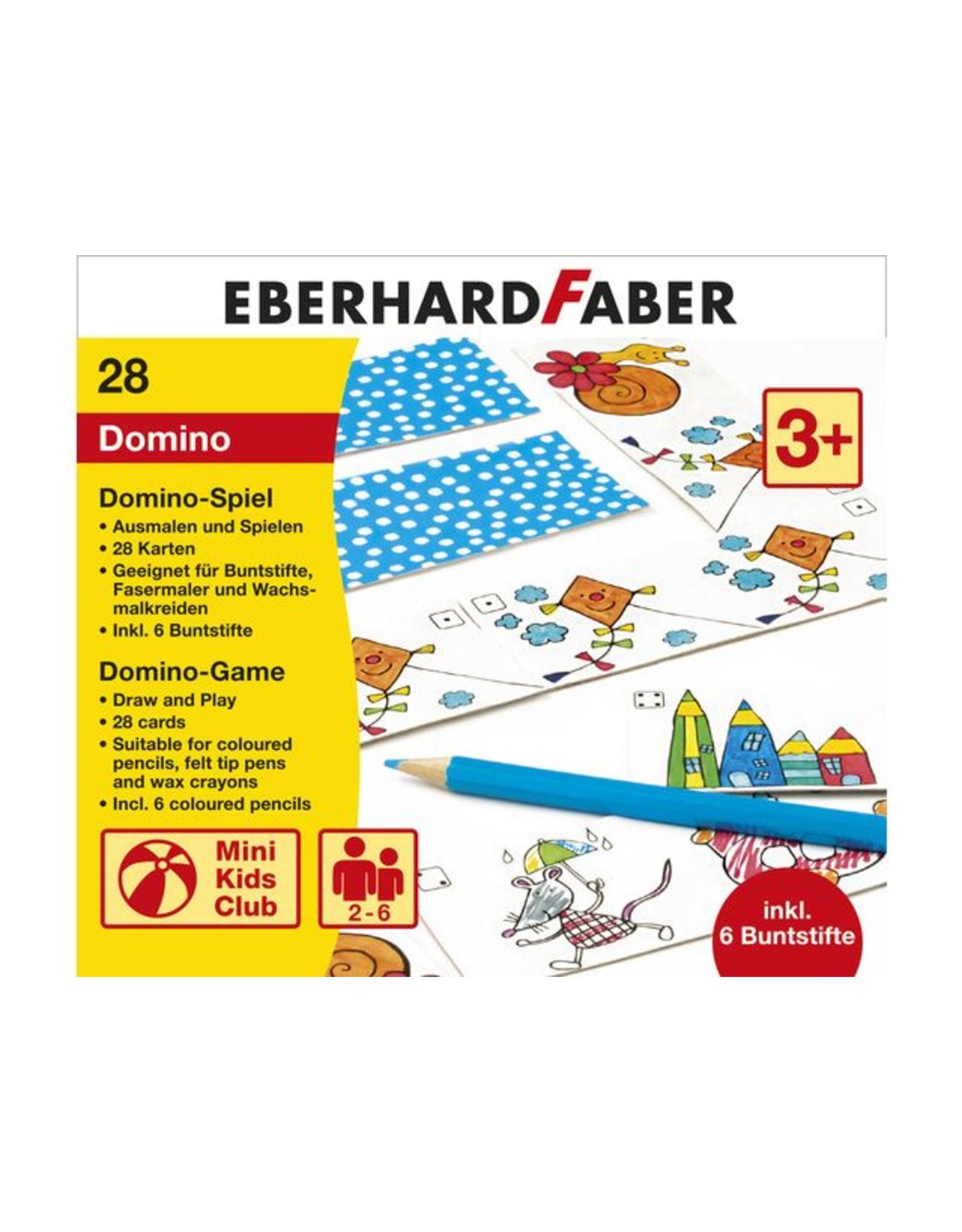 Faber Castell Domino-spel