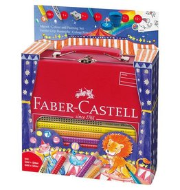 Faber Castell suitcase