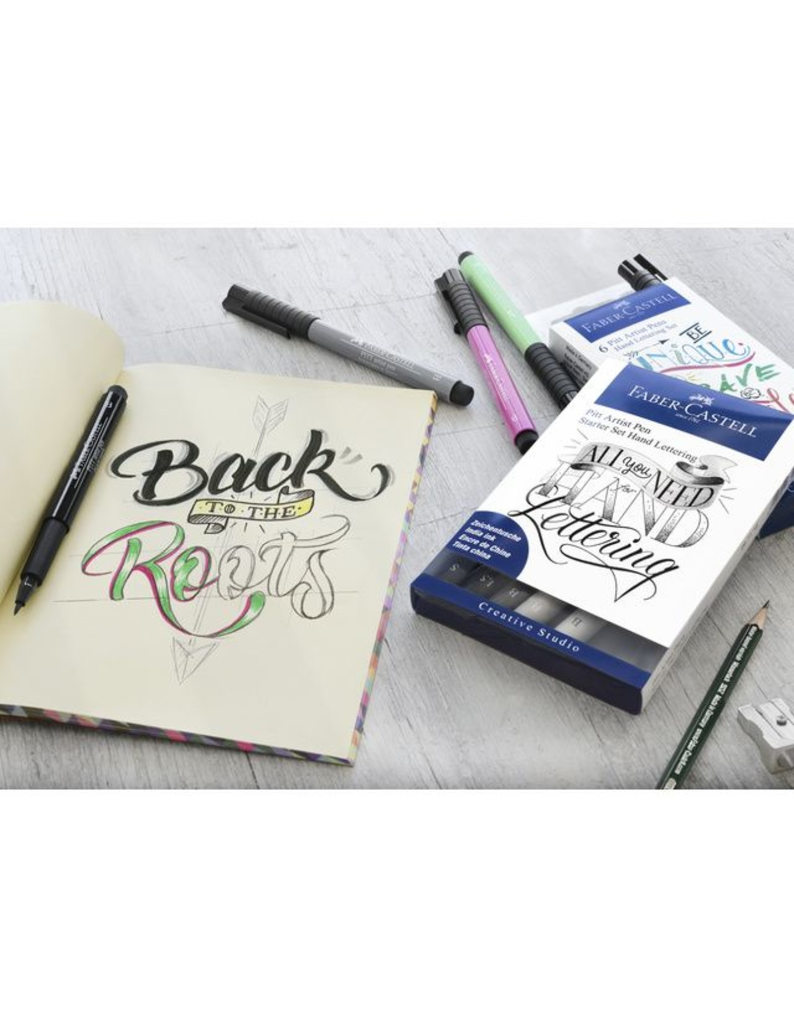 Faber Castell Be unique, be brave, be yourself