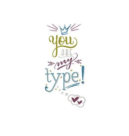 Faber Castell Handlettering set You are my type