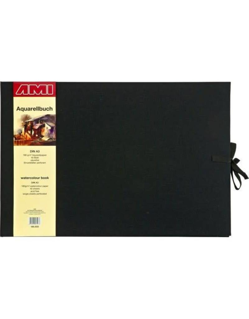 Aquarelbook A3