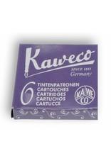 Kaweco vulpen vullingen (6) summer purple