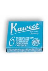 Kaweco vulpen vullingen (6) paradise blue