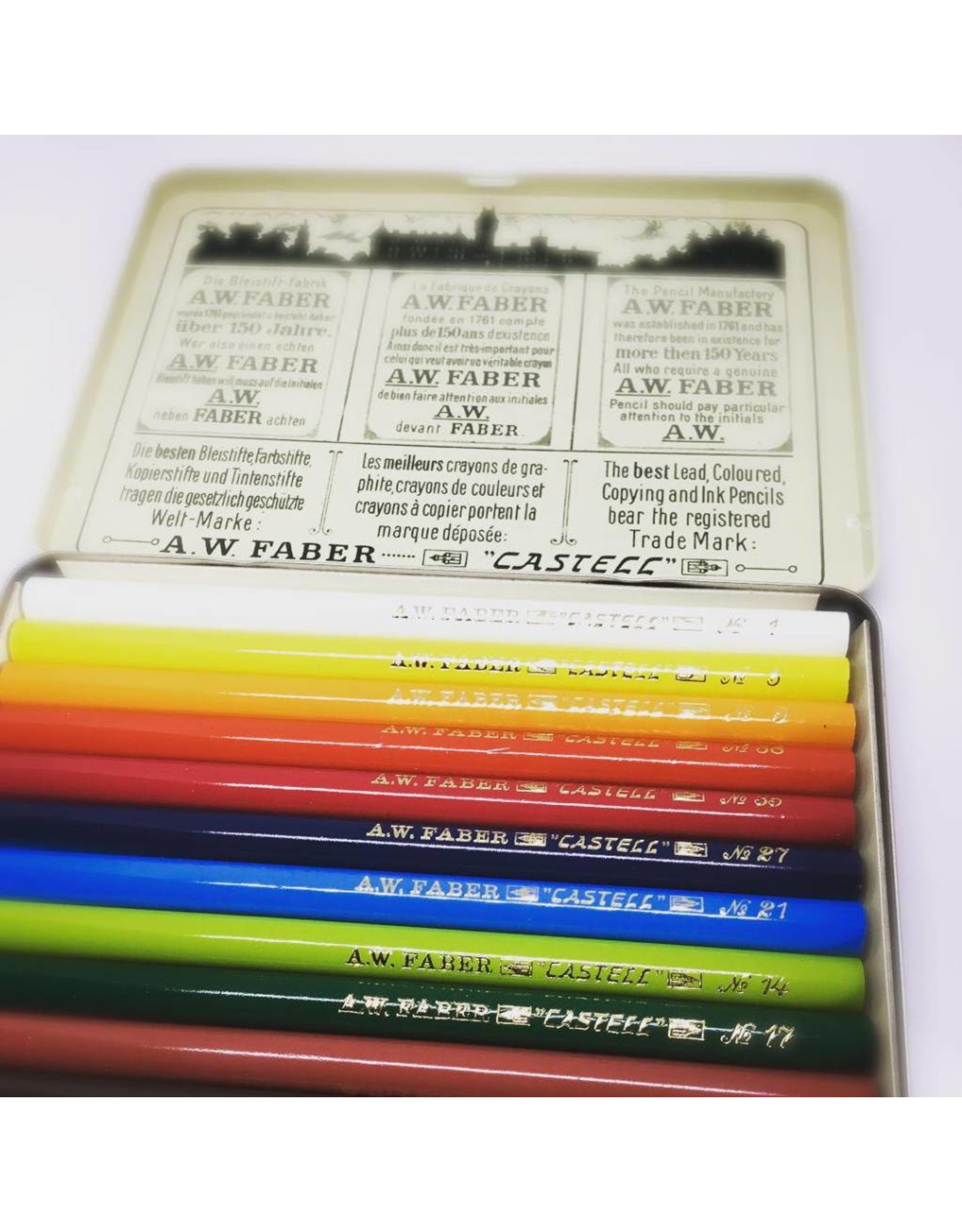 Faber Castell Polychromos limited edition 2019