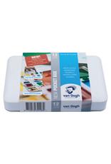 Van Gogh pocket box basis set