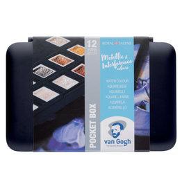 Van Gogh pocket box metallic & interference