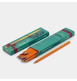Viarco Pencils 1950 reissue