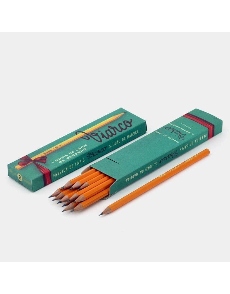 Viarco Vintage collection pencils 1950 reissue