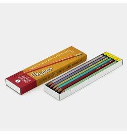 Viarco Pencils 2000 reissue