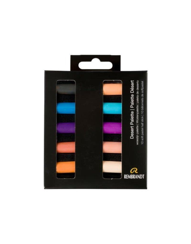Rembrandt Rembrandt soft pastel woestijn palet set 10