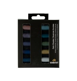 Rembrandt Dark shades set 10