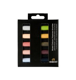 Rembrandt Muted colours set 10