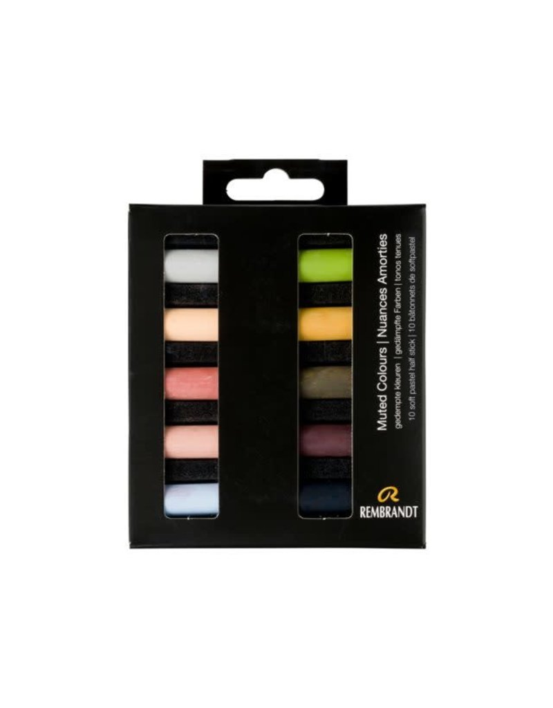 Rembrandt Rembrandt gedempte kleuren set 10